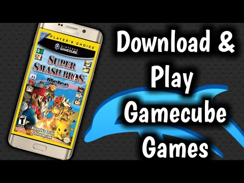 How to download and play gamecube games on android using dolphin emulator