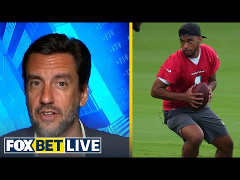 Will tua lead the dolphins to the playoffs this season?   nfl   fox bet live