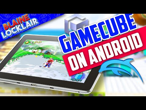 Dolphin emulator on android // new 2021 setup guide