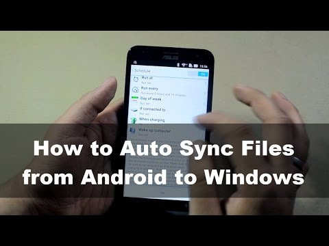 How to auto sync files from android to windows 10 | guiding tech