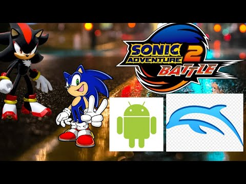 How to play sonic adventure 2 on android (dolphin emulator)