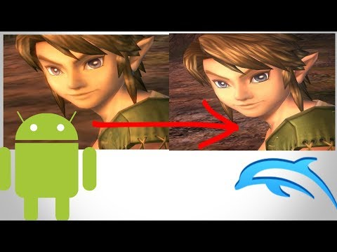 How to use texture packs on dolphin emulator android.