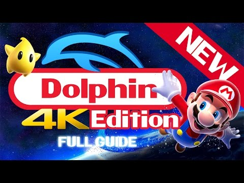 Dolphin emulator: complete setup guide! (wii & gamecube)