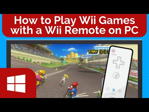 How to play wii games on pc using the dolphin emulator